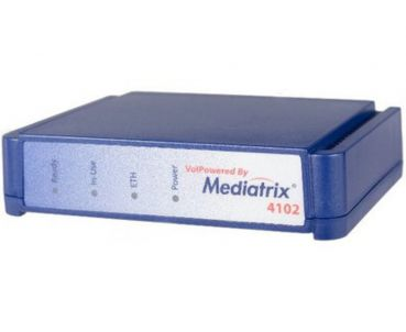 Media 5 - Mediatrix 4102S DGW2.0 - 2 Port