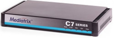Media 5 - IP Wandler Analog 4 Port