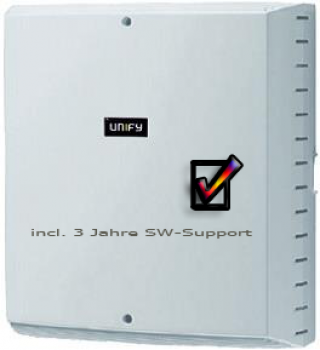 OpenScape Business UNIFY X3W Systemansicht