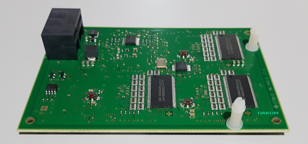 Voice Channel Booster Card OCCB1 (1 DSP)